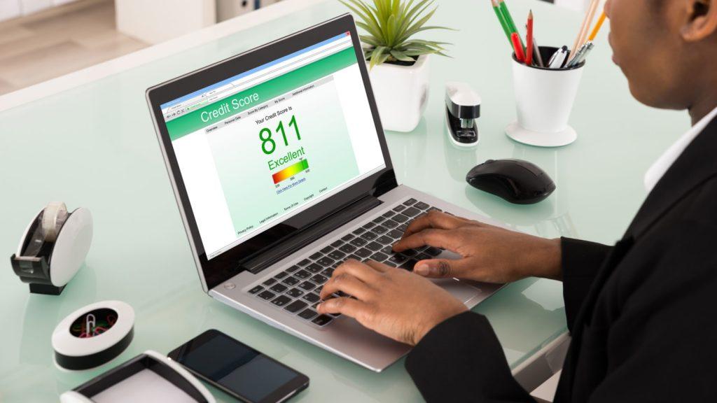 credit score inquiry